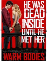 Warm Bodies HD Digital Copy Code (iTunes)