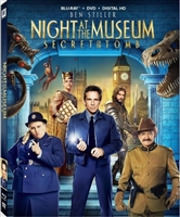 Night at the Museum: Secret of the Tomb (BD/DVD + Digital Copy)