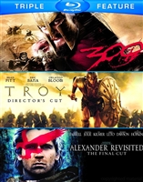 300 / Troy: Director's Cut / Alexander Revisited: The Final Cut
