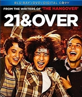 21 and Over (BD/DVD + Digital Copy)