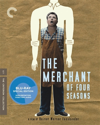 The Merchant of Four Seasons: Criterion Collection