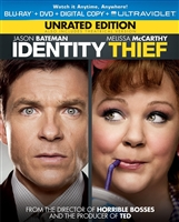 Identity Thief (BD/DVD + Digital Copy)