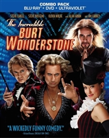 The Incredible Burt Wonderstone (BD/DVD + Digital Copy)