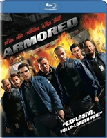 Armored (BD + Digital Copy)