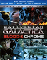 Battlestar Galactica: Blood and Chrome - Unrated (BD/DVD + Digital Copy)