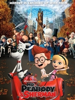 Mr. Peabody and Sherman HD Digital Copy Code (UV or iTunes)