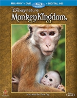 DisneyNature Monkey Kingdom (BD/DVD + Digital Copy)