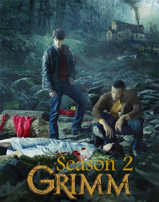 Grimm: Season 2 SD Digital Copy Code (UV)