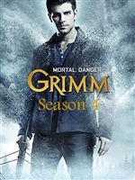 Grimm: Season 4 HD Digital Copy Code (UV)
