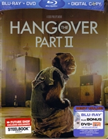 The Hangover: Part II SteelBook (BD/DVD + Digital Copy)(Canada)