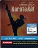 The Karate Kid SteelBook (2010)(BD/DVD + Digital Copy)(Canada)