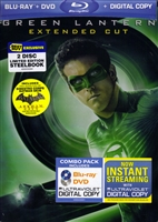 Green Lantern: Extended Cut SteelBook (BD/DVD + Digital Copy)(Exclusive)(G1)