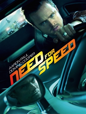 Need for Speed HD Digital Copy Code (VUDU/iTunes/GooglePlay)