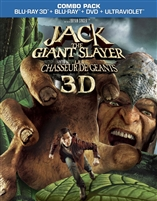 Jack the Giant Slayer 3D (Lenticular Slip)(Canada)