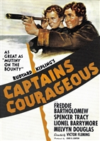 Captains Courageous (1937)(DVD)