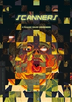 Scanners: Criterion Collection (DVD)