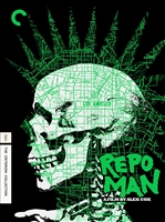 Repo Man: Criterion Collection (DigiBook)(DVD)