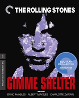 Gimme Shelter: Criterion Collection
