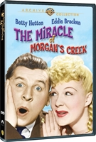 The Miracle of Morgan's Creek: Warner Archive Collection (DVD)