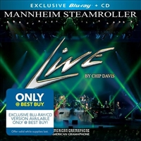 Mannheim Steamroller: Live (BD/CD)(Exclusive)