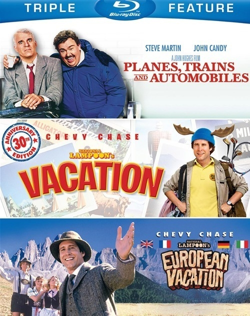 Planes, Trains & Automobiles / National Lampoon's Vacation