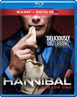 Hannibal: Season 1 (BD + Digital Copy)