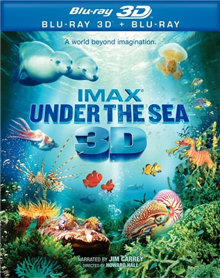 Under the Sea 3D (Lenticular Slip)