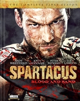 Spartacus: Blood and Sand - Season 1 (DigiBook)