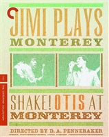 Jimi Plays Monterey and Shake! Otis at Monterey: Criterion Collection