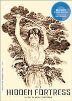 The Hidden Fortress: Criterion Collection