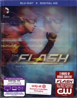The Flash: Season 1 (Exclusive Lenticular Slip Box)