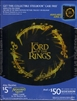 The Lord of the Rings Trilogy Jumbo SteelBook (EMPTY)