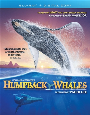 Humpback Whales (BD + Digital Copy)