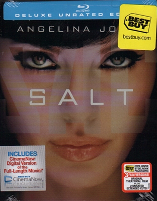 Salt SteelBook (Exclusive)