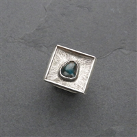 Bisbee Turquoise Sterling Silver Ring