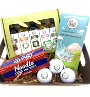 Father's Day Savory Gift Basket Sampler