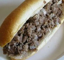 Cheese Steaks Two Pack