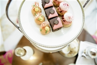Champagne Couture High Tea for Two