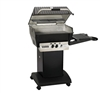 H3X Deluxe Natural Gas Grill with Cart Package