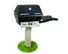 Premium P3X Natural Gas Grill In-Ground Post Package
