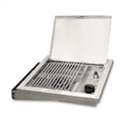 Stainless Steel Side Burner