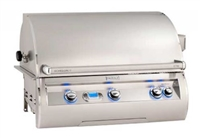 "Echelon 30"" Built-In Grill, Digital Thermometer, Infrared Burner on Left Side"