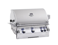 "Echelon 30"" Built-In Grill, Analog Thermometer, Infrared Burner on Left Side"