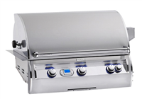 "Echelon 36"" Built-In Grill, Digital Thermometer"