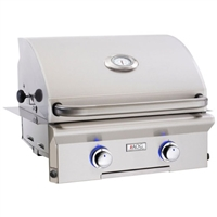 "American Outdoor Grill 24"" Built-In ""L"" Series Gas Grill (Optional Rotisserie)"