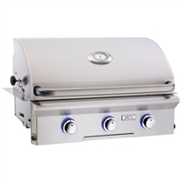 "American Outdoor Grill 30"" Built-In ""L"" Series Gas Grill (Optional Rotisserie)"