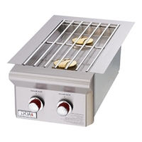 "American Outdoor Grill Double Side Burner ""T"" Series - Built-In"