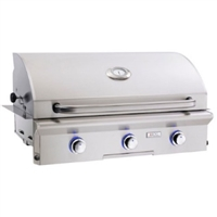 "American Outdoor Grill 36"" Built-In ""L"" Series Gas Grill (Optional Rotisserie)"