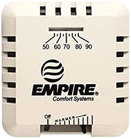 Empire Millivolt Reed-Switch Wall Thermostat