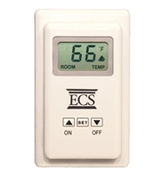 Empire Wireless Remote Wall Thermostat